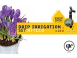 Foto Attico - Drip irrigation set